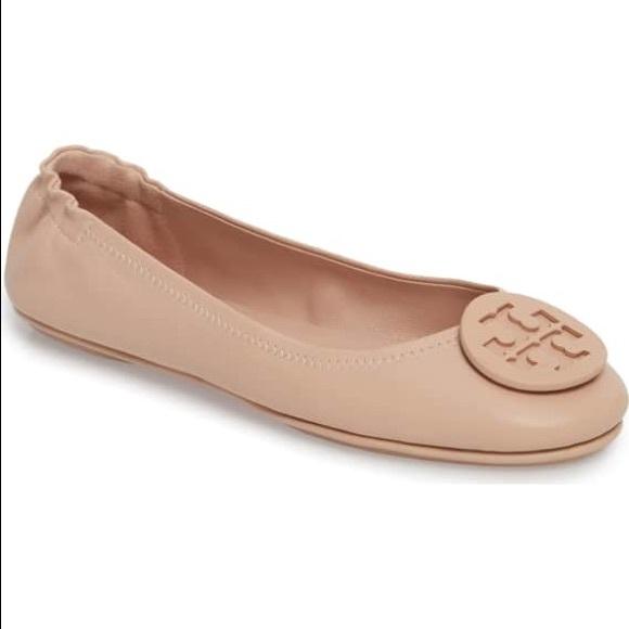 dc4ce12ee Tory Burch Minnie Travel Ballet Flats. M_5c00c4bdc9bf507479e48782